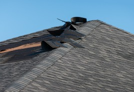 loose roof shingles
